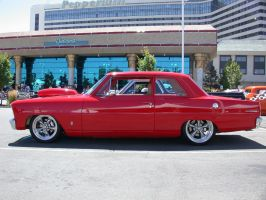 Stock Chevy SS II II by Daturaemo