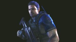 Chris Redfield - Resident Evil 6 Mercenaries by Thanhthao90