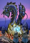 In the Swamps of Skaro by Loneanimator