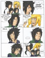 Uchiha's dont do that. by kyuubiragex