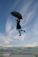 Mary Poppins by Lindalees