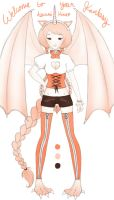 Character Design 1 by Azuumi-Hime