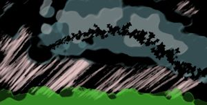 Butterly Storm. by Draez