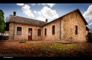 The old Bunbury Post 1865 by RaynePhotography
