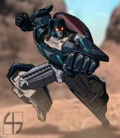 G2 Gobot: Scourge by fourth-heir