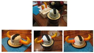 Tavros Nitram Birthday Cake by Nogojo