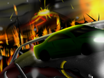 DISASTER RACE by djjafeth