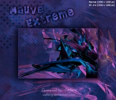 Mauve Extreme by Caffery