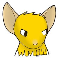 DA ID Golden Mouse by Wuvu777