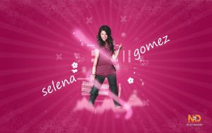 selena gomez by NODY4DESIGN