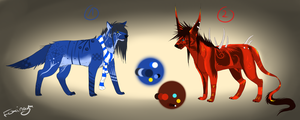 Adoptables CLOSED Auktion by Foxinaya