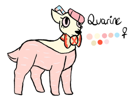 Quarine reference :APPROVED: by kittystuff