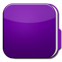 Droid Folder Purple by fandvd