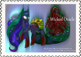 ~!Wicked~Oracle~Stamp!~ by Microdigit