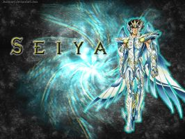 Seiya.. by AioMary