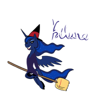 BeLuna by WolfyTails