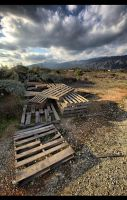 Santa Fe Dam 'Recreational' area 2 by geometricphotos