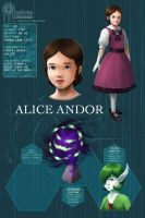PDL - Alice Andor by arkeis-pokemon