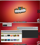 windows 7 december screenshoot by alejotorres7