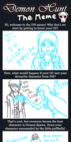 DH Meme: Lilith by graphicalCatharsis
