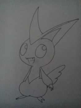 VICTINI -scratch- by Dharmin1234