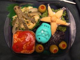 8 A Mermaid's Bento by myfairygodmother