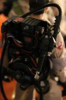 Proton pack back by SirDeLundo