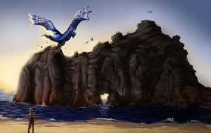 Coast Biome - DragCave by Zwynx