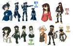 Brs Rwby Other Looks Final by dan-heron