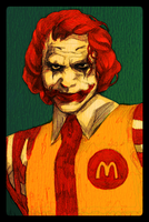 ronald mc... wut by allegna