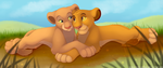 Cuddle Cubs by Shema-the-lioness