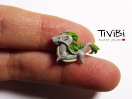 Tiny Haku by tivibi