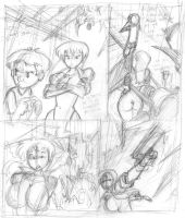 Some sketches really by inisipis