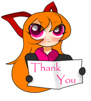 thanks 2 by NanakoBlaze