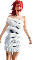 Hayley Williams Png 4 by Danger-Sugar