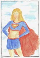 Supergirl by KareauxLine