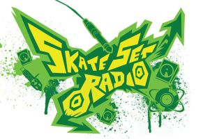 Skate Set Radio Logo by TigarUK