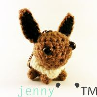 Eevee by jennybeartm