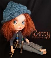 Let Renny Charm You by KerriaRosette