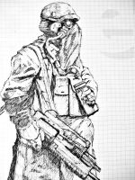 Helghast by MelzGrave