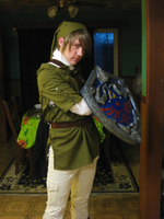 My Link Costume by Spaith