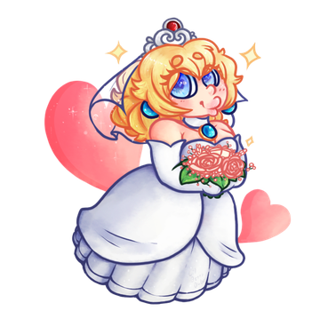 Princess Peach more like... by Lil-Berry-Babe