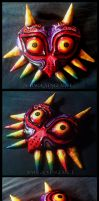 Majora's Mask by maga-a7x