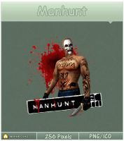 Manhunt Knifer Icon by Alexe-Arts