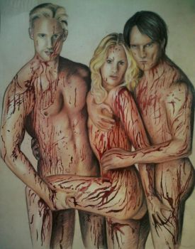 True Blood by AnnaGray