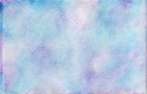 WaterColour Texture Blue by CL-Stock