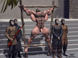 Planet of the Apes by Prometheus273