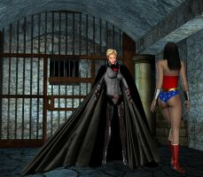Showdown with the Baroness by countess1897