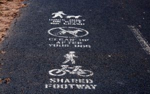Shared Footway by xephon45