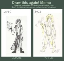 Before After Meme by Hasgral